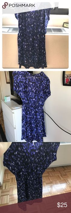 Express high low Dress Spring / summer silk dress perfect for all occasions Dresses High Low
