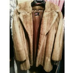 Genuine Tissavel French Faux Fur Coat Vintage Faux Coat. Mid-Thigh In Length. Super Soft and Cozy. GORGEOUS. Made in England. Tissavel France  Jackets & Coats