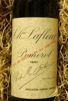 Bordeaux wine Château Lafleur
