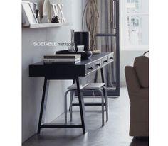 vtwonen Sidetable 4 Laden 178 cm - Zwart - vtwonen meubelen - vtwonen ...