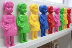 Clonette dolls Little Girl Rooms, Little Girls, African Dolls, Jobs For Women, Wooden Figurines, Plastic Doll, Somewhere Over, Over The Rainbow, Western Australia