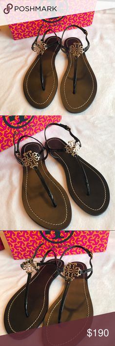 NIB Tory Burch sandals