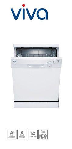 Lave-vaisselle 48dB | 12 couverts