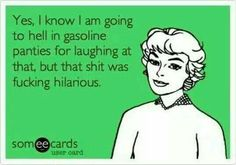 My Humor.I'm always laughing at the most inappropriate times. I can't help but find irony funny. Haha Funny, Hilarious, Funny Stuff, Funny Shit, Funny Things, Crazy Funny, Super Funny, Mantra, Thing 1