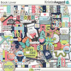 Book Lover by Kristin Aagard