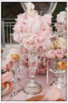 Vintage Wedding Decor | Decorations, Vintage Wedding Table Decor: Wedding Tables Decoration ...