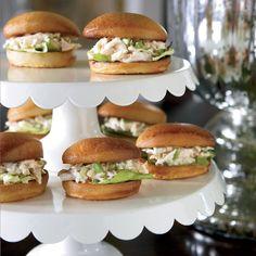 Crab Rolls with Lemon Aioli | Food & Wine