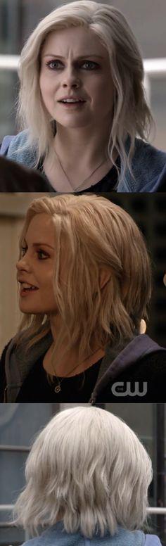 iZombie Liv Moore's haircut