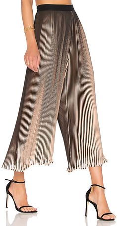 KENDALL + KYLIE Pleated Pant