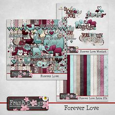 FranB Designs: Forever Love now at all shops!