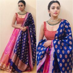 @amrutakhanvilkar Outfit - @warp_n_weft Styled by - @nehachaudhary_ #bollywood #style #fashion #beauty #bollywoodstyle #bollywoodfashion…