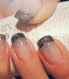 cute french nail art designs 2015                                                                                                                                                      More
