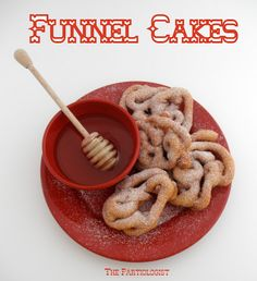 The Partiologist: Circus/Carnival - Funnel Cakes and TONS of treat ideas for a Carnival or Circus themed party!!!