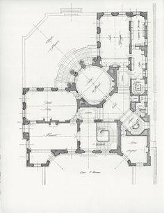 Hotel Camondo by architect René Sergent