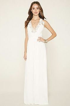 Top Quality And Stylish Maxi Dresses - Best Wedding Dresses White Cami Dress, Strappy Maxi Dress, Nice Dresses, Casual Dresses, Girls Dresses, Maxi Dresses, Best Wedding Dresses, Dressed To Kill, Stylish