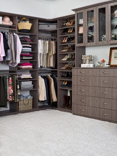 Custom Closets | Home Organization By Tailored Living | Orlando, FL | |  Organization!!! | Pinterest | Custom Closets And Organizations