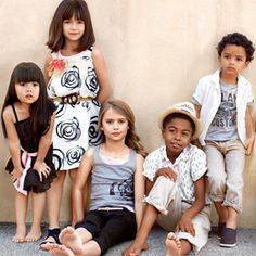 Gap Kids Ad - Havana Collection