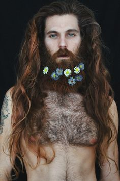 Victoria Zeoli's Portfolio - Homme Fleurs