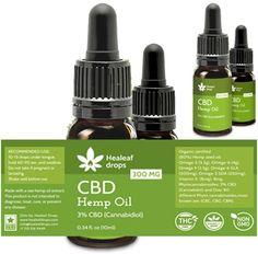 f53760d01a266a Healeaf Drops CBD - Improve Your Mental Performance   Get Stress Free! Best  Online ...
