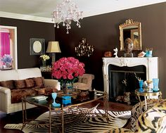 Chic home.