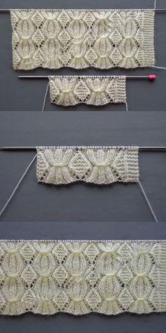 Knitting patterns, knitting designs, knitting for beginners. Lace Knitting Stitches, Intarsia Knitting, Jumper Knitting Pattern, Knitting Blogs, Easy Knitting Patterns, Lace Patterns, Knitting Designs, Free Knitting, Baby Knitting