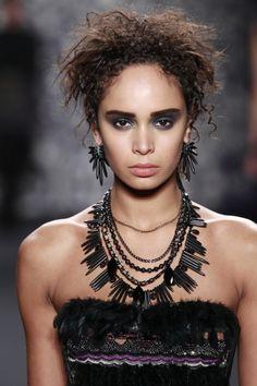 Layered necklace Margo Manhattan Jewelry for Nicole Miller #margomanhattan #nicolemiller
