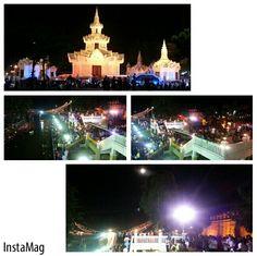 วันลอยกระทง 2557 ที่สวนศรีธรรมโศกราชจังหวัดนครศรีธรรมราช