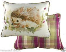 Evans Lichfield Hedgehog Cushion