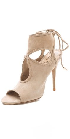 "Aquazzura ""Sexy Thing"" cut-out sandal"