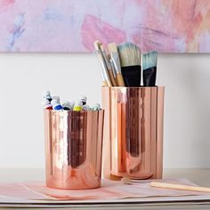 Isabella Rose Taylor Art Cannisters #pbteen