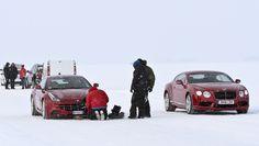 #Ferrari FF #Bentley Continental V8 #TopGear