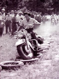 Vintage Motorcycle Women | vintage motorcycle girls - ninjette.org