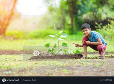 boy sitting on farm and showing plant Photo Agriculture Photos, 3d Assets, Icon Pack, Photo Illustration, Free Design, Vector Free, Photoshop, Animation, Plants