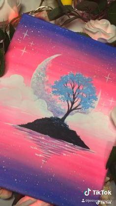 Mystical Tree Tutorial