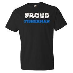 Proud Firefighter T-shirt