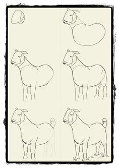25 belos desenhos de animais para a sua inspiração 8