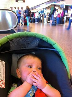 How to Get Through Airport Security with a Baby or Kids