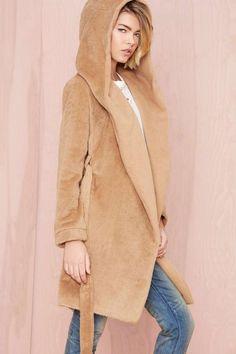 Alexia Coat - Coats | Play, Girl | Lena Dunham Is A Nasty Gal | Jackets + Coats