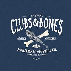 clubs&bones