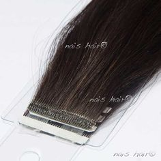Mega Hair Fita Adesiva #1B (Preto Natural) $89.95