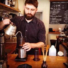 New filter on the menu! Thunguri is a delicious washed Kenyan with tasting notes of blackcurrant red grape and caramel.  #alchemy #alchemycafe #alchemycoffee #aeropress #filter #brew #barista #kenya #coffee #coffeeshop #London #ludgatehill http://ift.tt/1Vbg53z