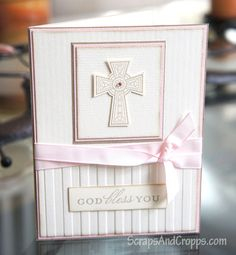 First Communion Card 1  Crosses of Hope