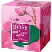 Night cream ROSE OF BULGARIA 50ml