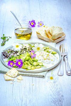 cuisiner-fleurs-companion-moulinex-salade_primevere_burrata-crackers-huile-olive
