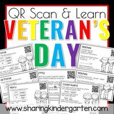 Veteran's Day QR Reader