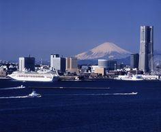 部門A「みなと横浜の春夏」準特選 新たなる旅立ち