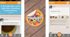 Don't worry, get Happier? This social network aims for the sunny side