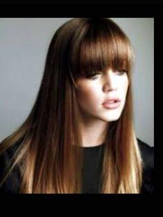 20 Best Fringe Hair Cut Images Haircuts With Bangs Bang