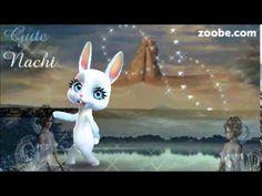 Hab dich lieb...Gute Nacht...Lalelu...Träume, Liebe, Mond, Zoobe, Animation