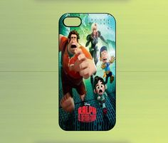 Disney Vanellope Wreck It Ralph Case For iPhone 4/4S, iPhone 5/5S/5C, Samsung Galaxy S2/S3/S4, Blackberry Z10